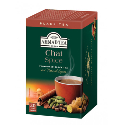 Čaj Ahmad Chai Spice 20x2g