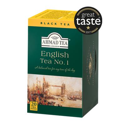 Čaj Ahmad English Tea No.1 20x2g