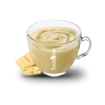 Čokoláda FOODNESS Biela 15x30g