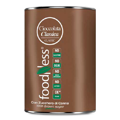 Čokoláda FOODNESS Klasická 2kg