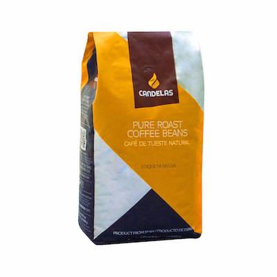 Candelas Etiqueta Negra zrnková káva 1kg