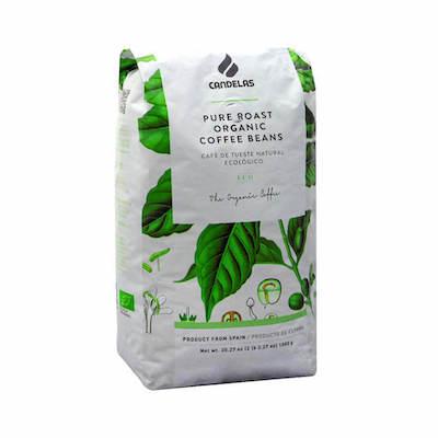 Candelas Organic Ecologico zrnková káva 1kg