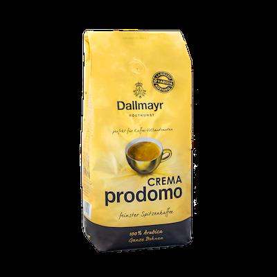 Dallmayr Crema Prodomo zrnková káva 1kg
