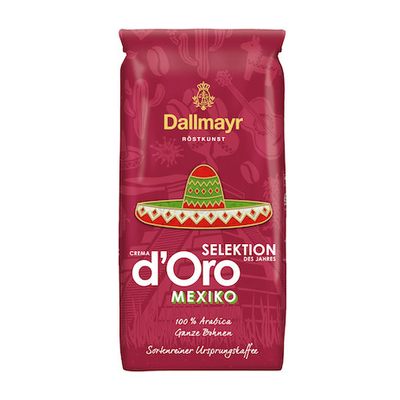 Dallmayr Selection from MEXICO zrnková káva 1kg