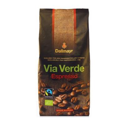 Dallmayr Via Verde BIO zrnková káva 1kg