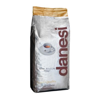 Danesi Caffé Gold Quality zrnková káva 1kg