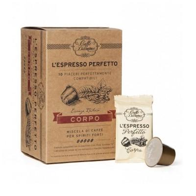 Diemme Corpo pre Nespresso 50x10g