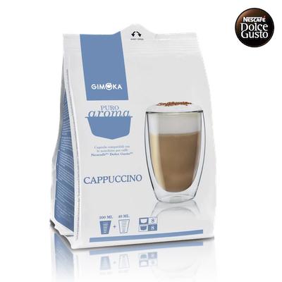 Gimoka Cappuccino pre Dolce Gusto 16ks