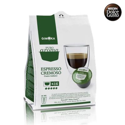 Gimoka Espresso Cremoso pre Dolce Gusto