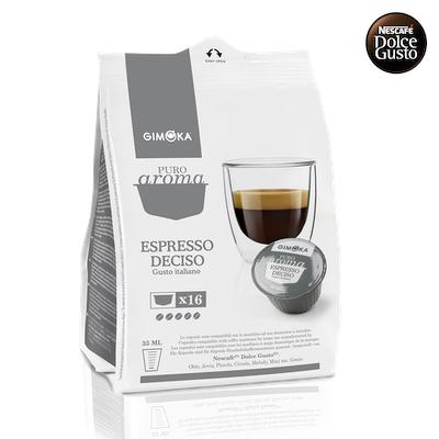 Gimoka Espresso Deciso pre Dolce Gusto 16ks