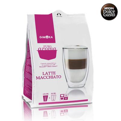 Gimoka Latte Macchiato pre Dolce Gusto 16ks