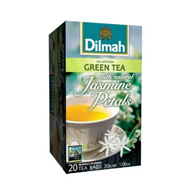 Čaj Dilmah Jasmine Petals 20x1,5g