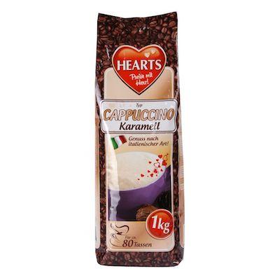 Hearts Cappuccino Karamel 1kg