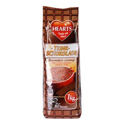 Hearts Cappuccino Čokoláda 1kg