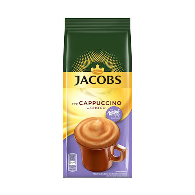 Jacobs Cappuccino Milka Choco 500g