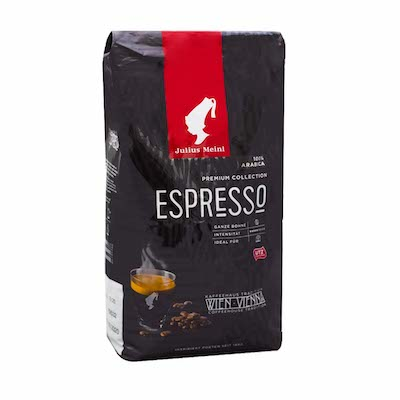 Julius Meinl Espresso Wiener Art zrnková káva 1kg