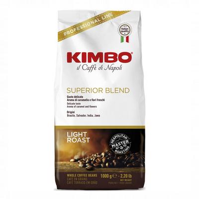 Kimbo Superior Blend zrnková káva 1kg