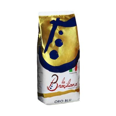 La Brasiliana Oro Blu zrnková káva 1kg