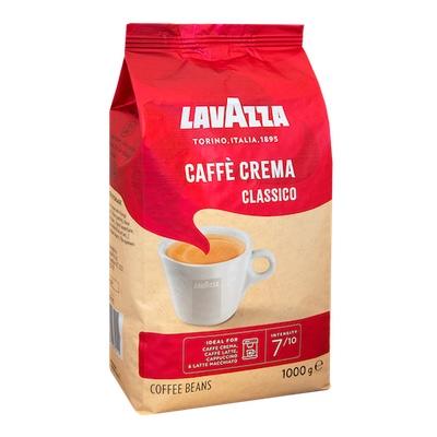 Lavazza Caffe Crema Classico zrnková káva 1kg