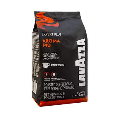 Lavazza ExpertPlus Aroma Piu zrnková káva 1kg