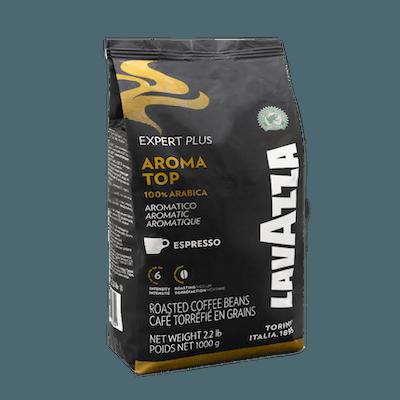 Lavazza ExpertAroma Top zrnková káva 1kg