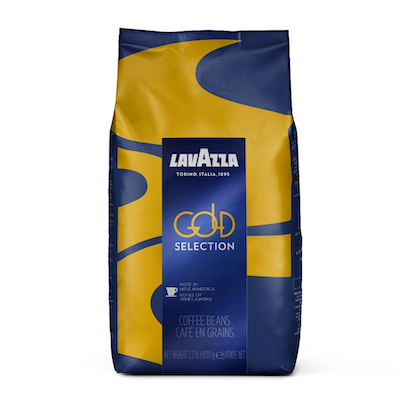 Lavazza Gold Selection zrnková káva 1kg