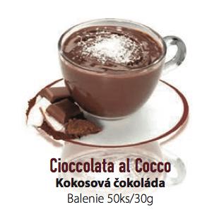 Čokoláda LaVita Kokosová 50x30g
