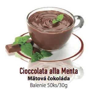 Čokoláda LaVita Mätová 50x30g