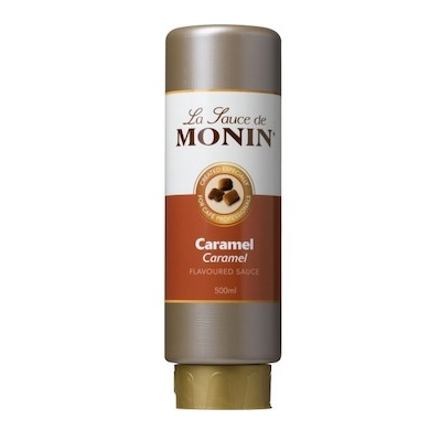 Monin Caramel Sauce 0,5l