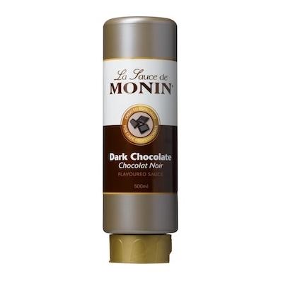Monin Dark Chocolate Sauce 0,5l