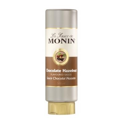 Monin Hazelnut Sauce 0,5l