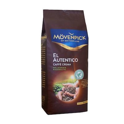 Mövenpick El Autentico zrnková káva 1kg
