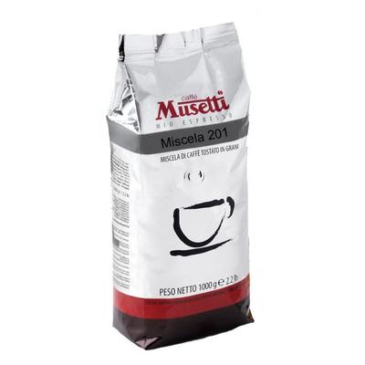 Musetti Miscela 201 zrnková káva 1kg