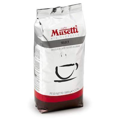 Musetti Select zrnková káva 1kg