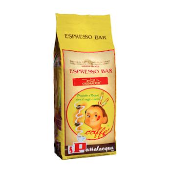 Passalacqua Cremador zrnková káva 1kg