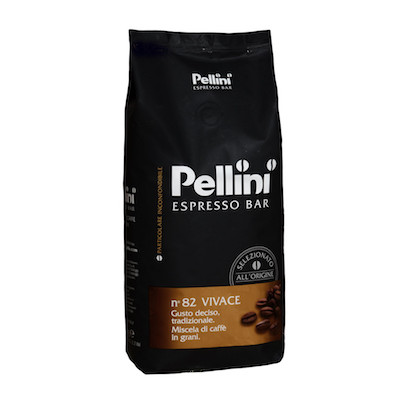 Pellini Espresso Bar Vivace zrnková káva 1kg
