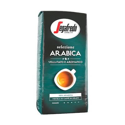 Segafredo Selezione Arabica zrnková káva 1kg