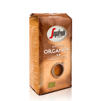 Segafredo Selezione Organica zrnková káva 500g