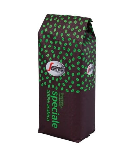 Segafredo Speciale 100% Arabica zrnková káva 1kg
