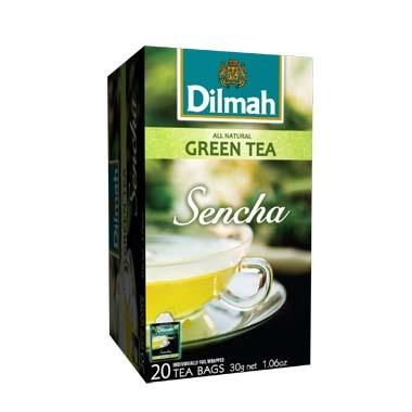 Čaj Dilmah Sencha Green 20x1,5g
