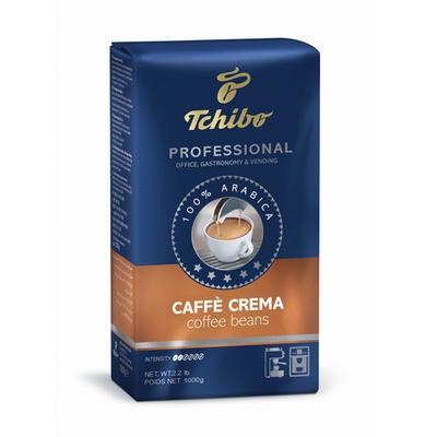 Tchibo Professional Caffe Crema zrnková káva 1kg
