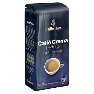 Dallmayr Caffe Crema Perfetto zrnková káva 1kg