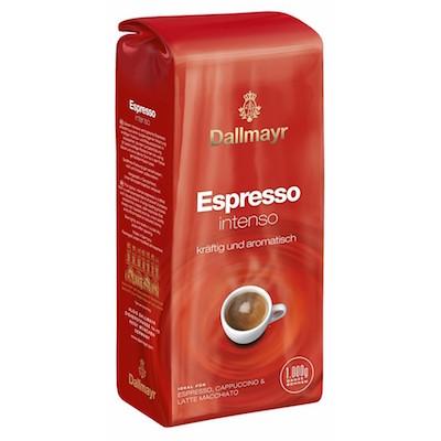 Dallmayr Espresso Intenso zrnková káva 1kg