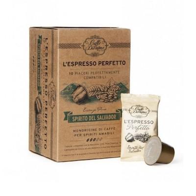 Diemme Spirito del Salvador pre Nespresso 50x10g