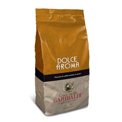 Garibaldi Dolce Aroma zrnková káva 1kg