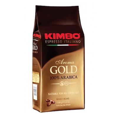 Kimbo Aroma Gold zrnková káva 1kg