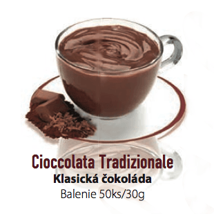 Čokoláda LaVita Klasická 50x30g
