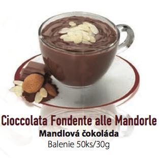 Čokoláda LaVita Mandľová 50x30g