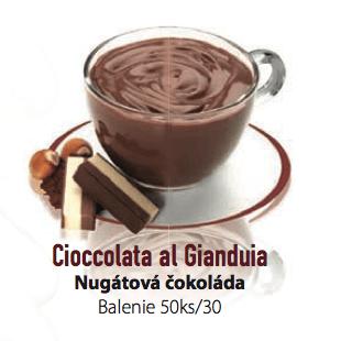 Čokoláda LaVita Nugátová 50x30g