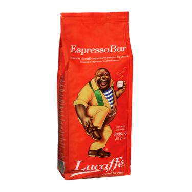 Lucaffé Espresso Bar zrnková káva 1kg